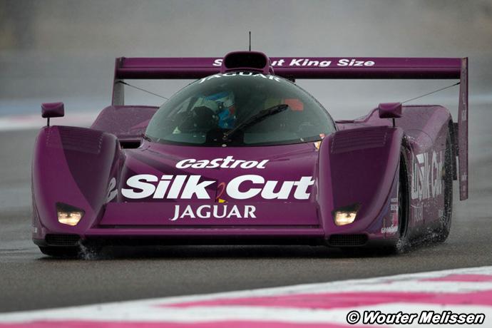Jaguar XJR-14 - Le Castellet Dix Mille Tours 2015