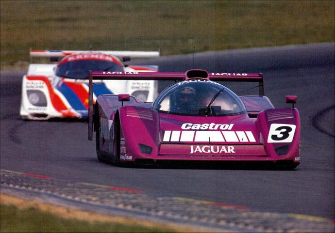 Jaguar XJR-14 - SWC Nurburgring 1991
