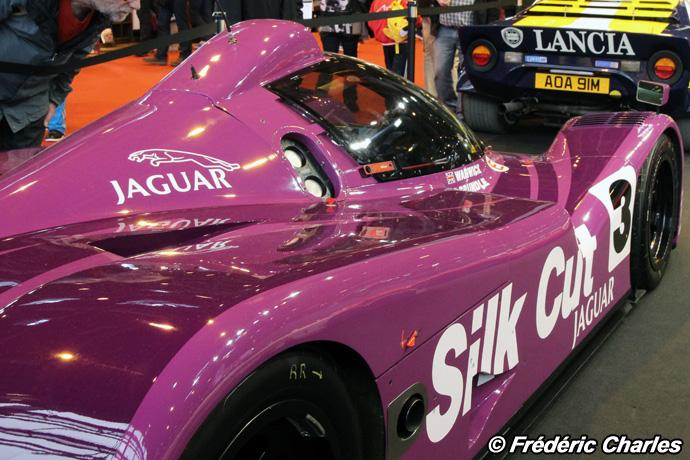 Jaguar XJR-14 - Salon Retromobile 2014